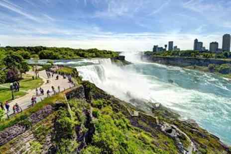 Wyndham Garden - Loaded Niagara Falls Package with Winery Passes - Save 0%