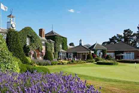 The Belfry - The Belfry break including spa - Save 0%