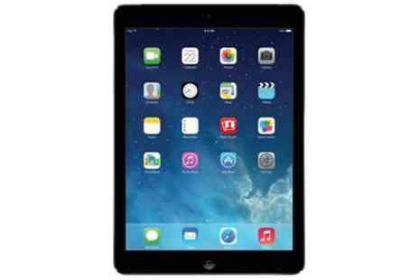 GoldBoxDeals - Refurbished Apple iPad Air 16GB or 32GB Wi-Fi Space Grey With Free Delivery - Save 0%