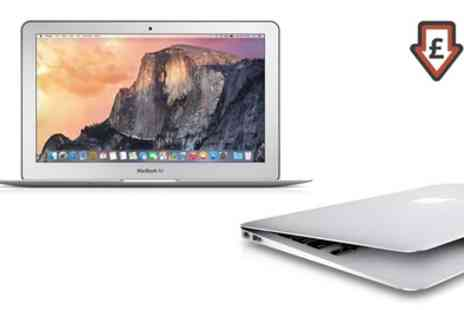 GoldBoxDeals - Refurbished Apple MacBook Air 11.6 MJVM2 With Free Delivery - Save 0%