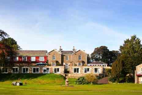 Riverdale Hall Hotel - Two night Northumberland escape with dinner - Save 0%