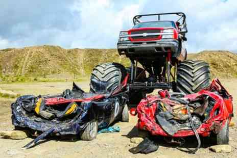 Wicked Adventures - Monster Truck and Car Crawling Experience with Optional Off Roading for Up to Four - Save 51%