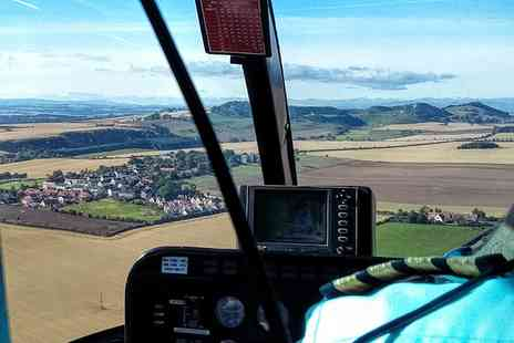 Adventure 001 - Helicopter Flight with Chocolates and Bubbly for Two - Save 0%