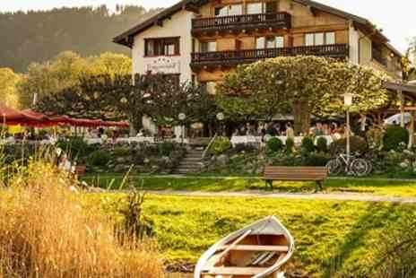 Hotel Terrassenhof - Lakeside spa hotel stay - Save 0%