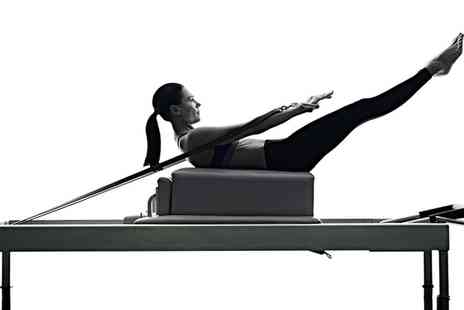 The Pilates Room - One Hour Private Sessions of Reformer Pilates - Save 36%