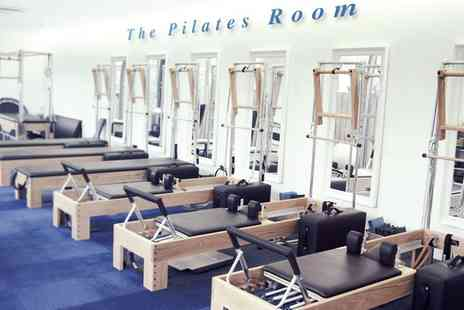 The Pilates Room - Up to Eight Semi Private Reformer Pilates Classes - Save 46%