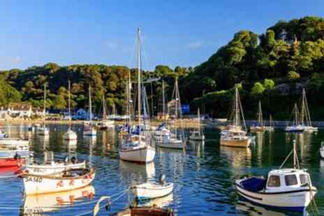 Fishguard Bay Hotel - Two night getaway with dinner - Save 0%