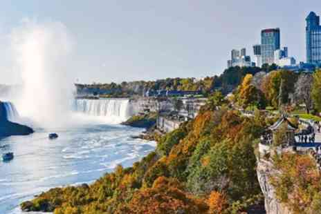 Embassy Suites by Hilton - Niagara Fallsview Suite including Breakfast - Save 0%