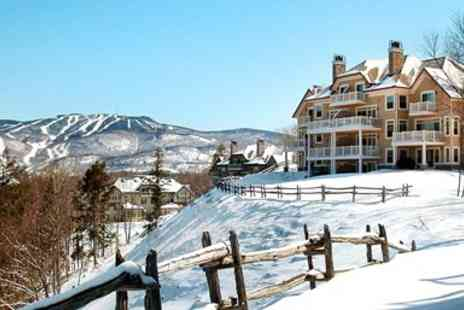 Cap Tremblant - Mont Tremblant Stay thru Ski Season - Save 0%