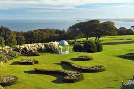 Tregenna Castle Hotel - Two night 18th century castle stay - Save 0%