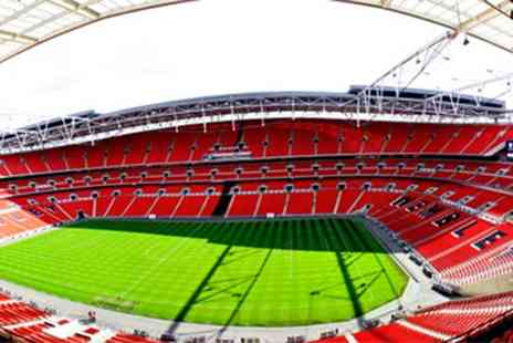 Red Letter Days - Guided tour of Wembley stadium for one - Save 0%