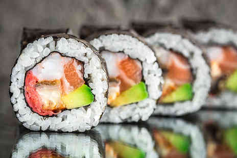 Tokyo Sushi - One hour of all you can eat sushi for one or two - Save 68%