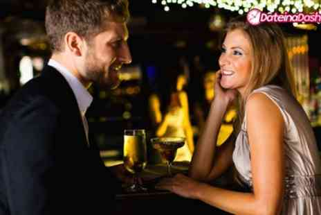 DateinaDash - Choice of Any Speed Dating or Singles Event for One or Two - Save 65%