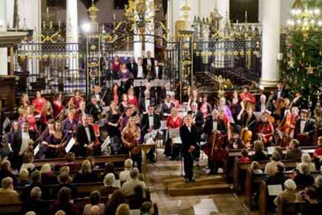 Derby Concert Orchestra - One ticket for one, two or four people to see Derby Concert Orchestras Countdown to Christmas - Save 50%