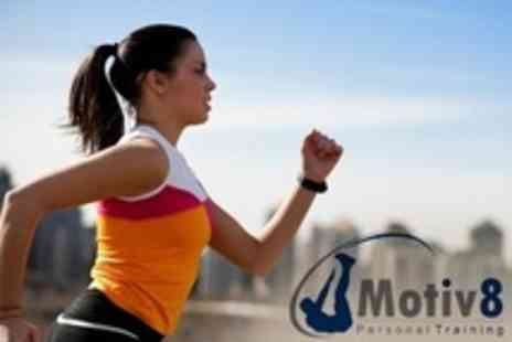 Motiv8 Personal Training - Eight Weeks of Boot Camp Sessions - Save 84%