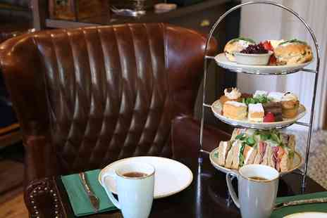 Birdtree And Bellfish - Afternoon Tea with Prosecco or Cocktails for Two or Four - Save 46%