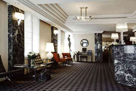 Hotel Plaza Tour Eiffel - Four Star Refined Design Near the Eiffel Tower Stay For Two - Save 67%