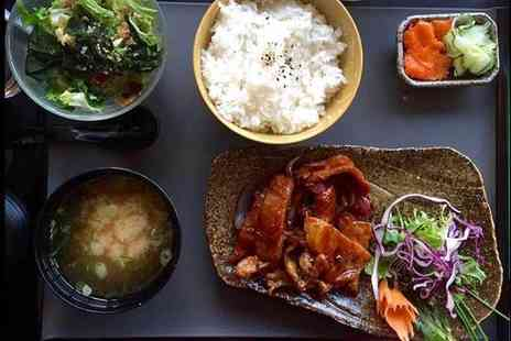 Koko Restaurant - Two course Japanese meal with a glass of Prosecco each for two or four - Save 56%