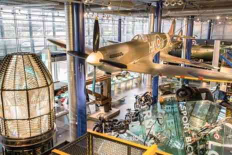 Thinktank Birmingham Science Museum - Child, Adult or Senior or Family Entry to Thinktank Birmingham Science Museum - Save 49%