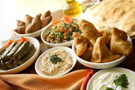 Aya Lebanese Cuisine - Up to 30 Meze Tasters to Share for Up to Six - Save 63%