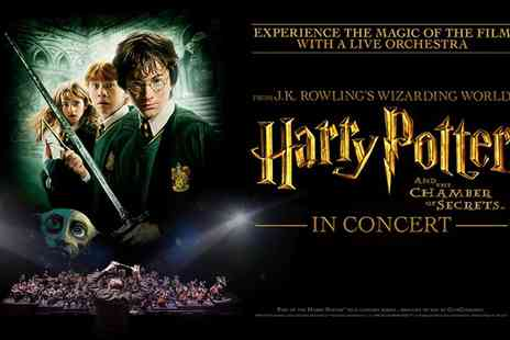 Senbla - One band A, B, C or D ticket to see Harry Potter and The Chamber of Secrets in Concert on  2 To 8 December - Save 0%
