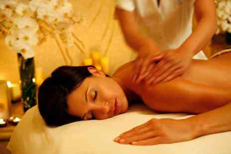 Cover Beauty Salon - Back, Neck and Shoulder Massage and Tropical Facial - Save 65%