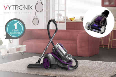 Direct Vacuums - Vytronic Animal multi cyclonic cylinder vacuum - Save 48%