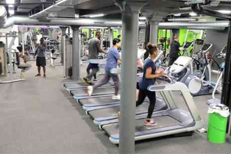 Fit4Less - One or Three Month Gym Membership with Access to Classes - Save 50%