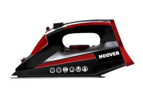 Groupon Goods Global GmbH - Hoover TIM2700A 2700W Jet Steam Iron - Save 54%
