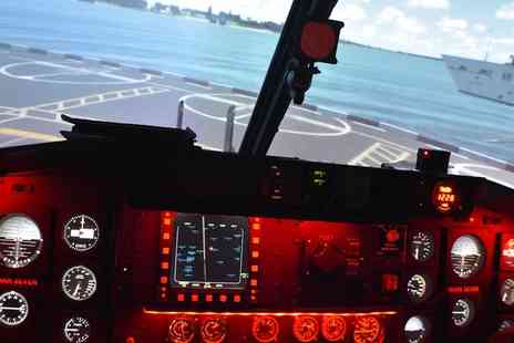 Sim2do - One Hour Helicopter Simulator Experience - Save 43%