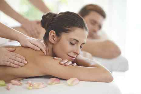 LG Beauty Suite - Couples Swedish Massage with Seasonal Refreshments - Save 0%