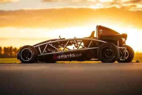Drift Limits - 14 lap supercharged Ariel Atom driving experience - Save 58%