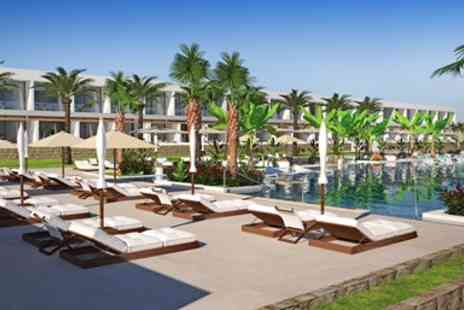 Inspired Luxury Escapes - Ultra all incusive Rhodes week at new 5 star hotel - Save 0%