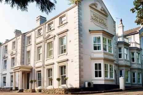 New Bath Hotel and Spa - Derbyshire mansion stay including breakfast - Save 0%