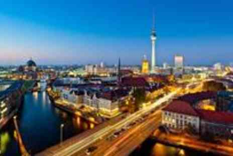 Viva Holidays - Per person for a three-night Berlin break, including flights and accommodation - Save 43%