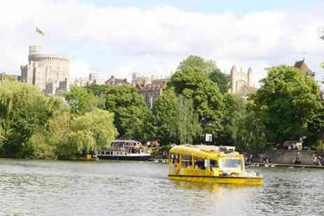 Windsor Duck Tours - Windsor Duck Tours Ticket for One Adult or Family of Four - Save 54%