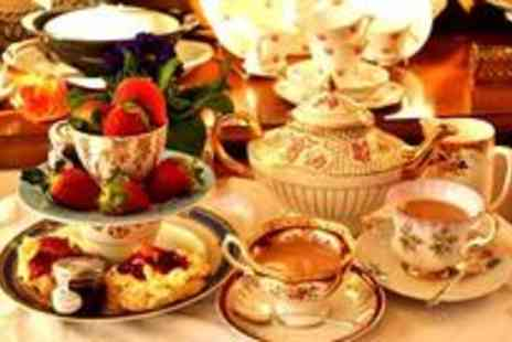 Cox & Baloney - Vintage afternoon tea and shopping experience for two - Save 64%