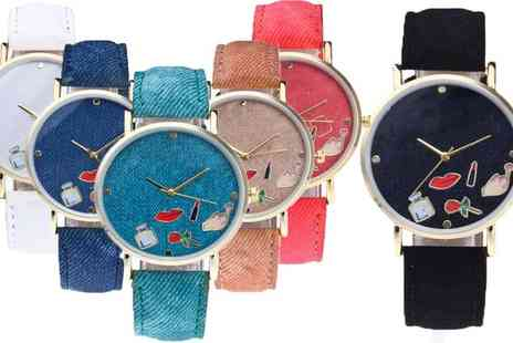 Groupon Goods Global GmbH - One or Two Womens Fashion Stuff Watches in Choice of Model - Save 80%