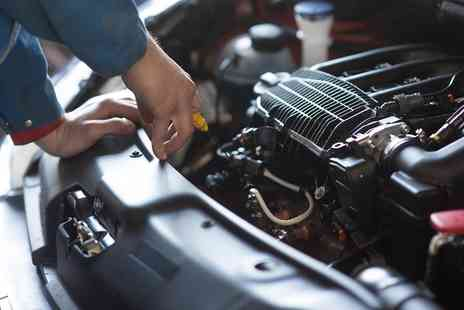 Cardiff Trade Centre - 54 Point Car Service, Oil and Filter Change and Optional Engine Diagnostic Check - Save 68%