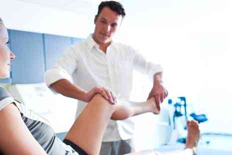 Buchanan Clinic - Podiatry Assessment and Treatment with Optional Nail Cutting - Save 44%