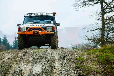 Wicked Adventures - One to One Off Road Experience with 30 or 45 Minute Drive - Save 47%