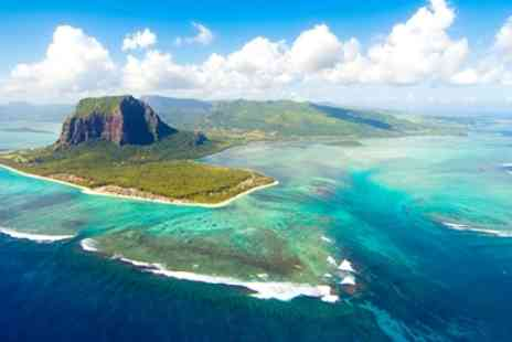 Emirates Holidays - Seven night luxury Mauritius break with meals & flights - Save 0%