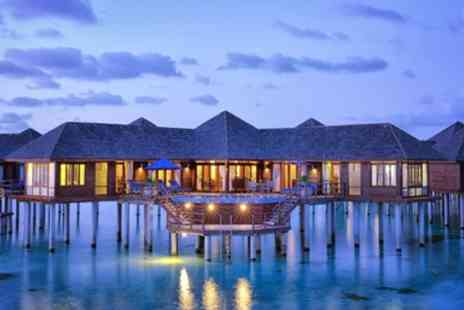 Emirates Holidays - All inclusive Maldives week with Emirates flights - Save 0%