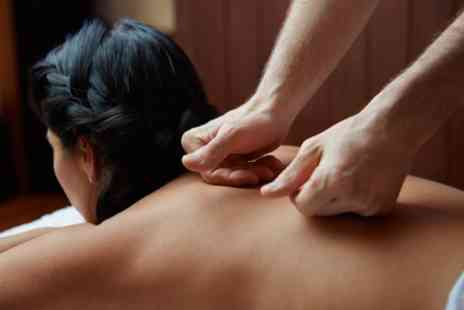 The Natural Therapy Room - 60 Minute Massage and Facial or Choice of 30 Minute and One Hour Massage - Save 0%