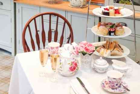 The Grange Manor Hotel - Festive Afternoon or High Tea for Two - Save 47%