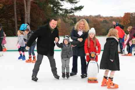 The Christmas Adventure - The Christmas Adventure one day pass for one or a family of four on 1 November To 8 January - Save 33%