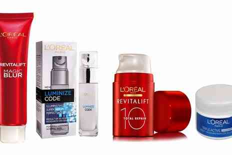 Groupon Goods Global GmbH - LOreal Two Piece Skincare Set - Save 75%