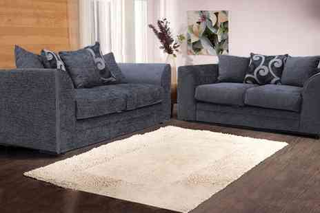 Groupon Goods Global GmbH - Zina Sofa Collection - Save 43%