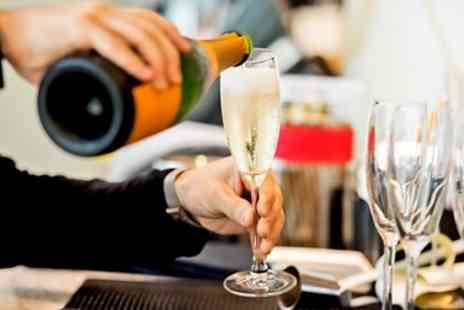 The Champagne Concept - Champagne masterclass with tastings for 2 - Save 30%