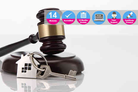 Oplex Careers - Accredited online property law course - Save 95%